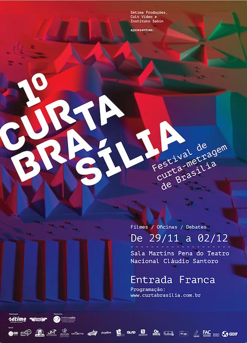 1º Curta Brasília